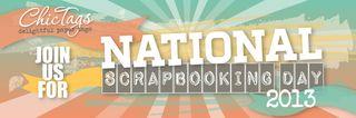 ChicTagsNationalScrapbookingDay2013 (1)